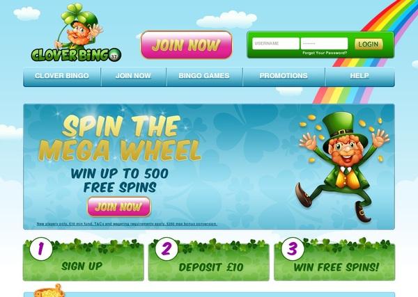 Clover Bingo Download App