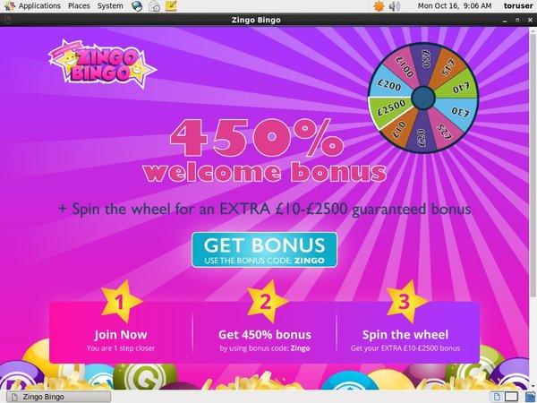Zingobingo Free Casino Games