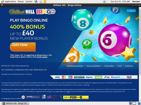 Williamhill Full Site