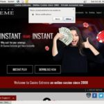 Casinoextreme Free Bet Code