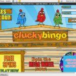 Clucky Bingo 保証金