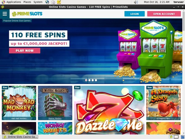 Prime Slots Games No Download