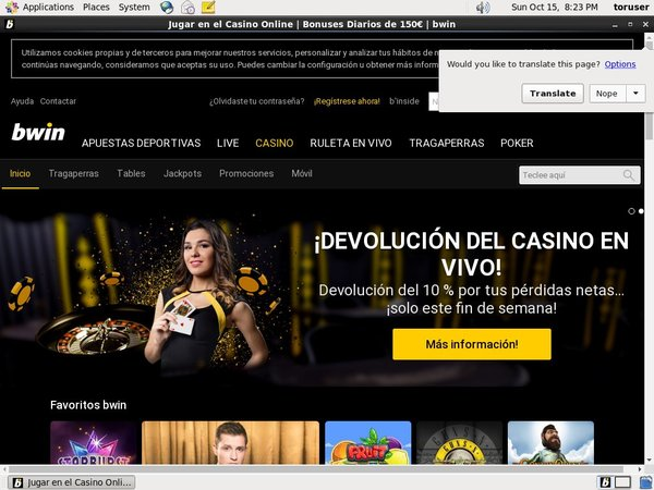 Betting Bwin