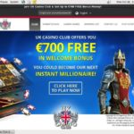 Ukcasinoclub Join Bonus