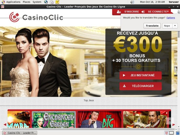 Casino Clic Create Account