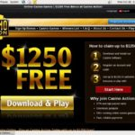 Casinoaction Sign Up Offer