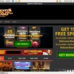 Atlantis Gold Astro Pay