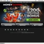 Money Gaming Advertisement