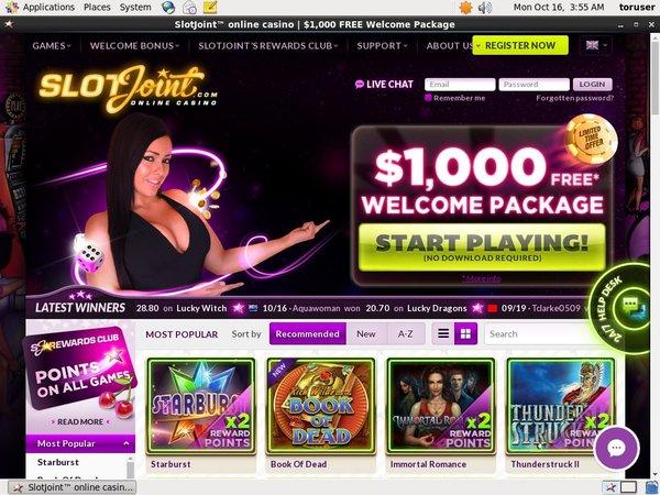 Slot Joint Slots Online