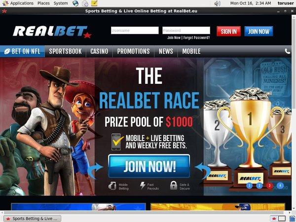 Real Bet Bonus Code No Deposit