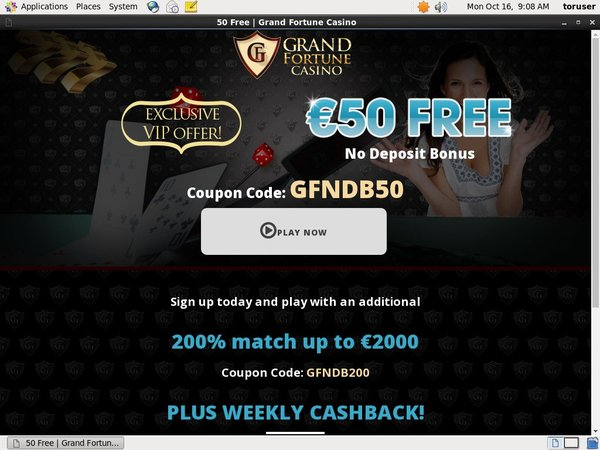 Grand Fortune Withdrawal Reviews