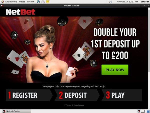 Net Bet Poker Account